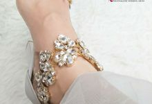 Sagitta Wedding by Ohcraft Shoes