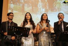 The Wedding Of Gadista & Dwiki by TAMAN MUSIC ENTERTAINMENT