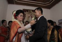 Wedding of Jonathan & Novianti by hmphotopedia