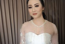 Wedding Mike And Dian by Dita.tanmakeupartist