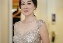 Mother Of The Bride And groom by Dita.tanmakeupartist