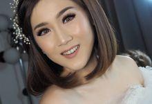 Ms. Vania - Wedding Makeup Trial by Dita.tanmakeupartist