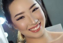 Ms. Candy, Wedding Makeup Trial by Dita.tanmakeupartist