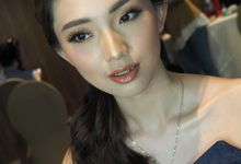 Sister Makeup Ms.Fiola - Thai Makeup Look by Dita.Tanmakeup