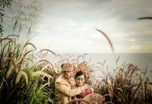 Balinese Prewedding of Radjhu + Sri by DM Photo