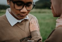 Prewedding Nur & Oim by Domencia Photography
