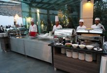 teppanyaki at dago by GINZA CATRING