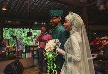 Ahmad Sophie Wedding by GMP STUDIO