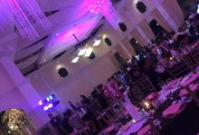 wedding event by livesound pro sounds and lights
