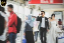 Prewedding Listya & Cahyo by Wong Akbar Photography