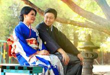 Foto Prewedding Yuusuke & Dewi by Foto Kimono