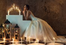 Santi Wedding Dress by Yenny Lee Bridal Couture