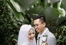 THE WEDDING DAY OF PINKA  + RIDHO by Pure Organizer
