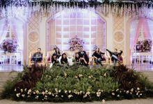 PASCALIS + HERVIRA (Istana Nelayan Hotel) by Pure Organizer