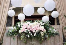 Rara Wedding by Nona Manis Creative Planner