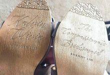 @OliviaLazuardy | #SachlireneLucilla  Bridesmaid Shoes by SACHLIRENE TFOTA