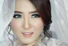 Cahyadi & Rosy by Olivia Shannon MakeUp & Hair Studio
