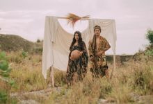 maternity shot by moment project