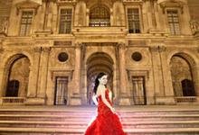William & Juni Pewedding Photoshoot by Oscar Daniel