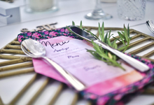 The Wedding of Madison & Logan by Oma Thia's Kitchen Catering