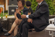 THE WEDDING OF SHIRLEY & VINCENT by Oma Thia's Kitchen Catering