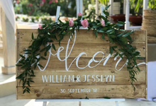 The Wedding of William & Jesslyn by Oma Thia's Kitchen Catering