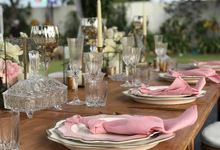 The Wedding of Adnan & Giovani by Oma Thia's Kitchen Catering