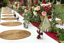 The Wedding of Pelenaisa & Tomasi by Oma Thia's Kitchen Catering