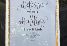 The Wedding of Haw & Linh by Oma Thia's Kitchen Catering