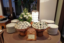 Irene & Bernard - 14.12.2019 by Oma Thia's Kitchen Catering