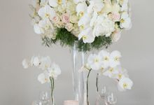 Graceful And Chic by Floral Design By Lili