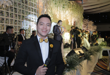 Louis and Olga Wedding by One Group Entertainment & Organizer