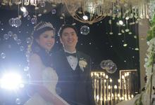 Louis & Olga Wedding in Surabaya by One Group Entertainment & Organizer