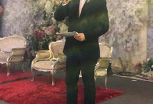 Engagement and Wedding of David & Namie Kitagawa by One Group Entertainment & Organizer