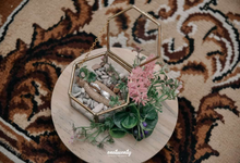 Ringbox from the engagement of Febriyanti by oneplusoneprojekt