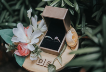 Ringbox From The Engagement of Danny and Sherly by oneplusoneprojekt