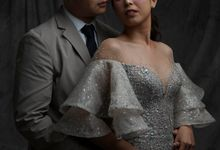 Alan & Lina by csmakeuparts