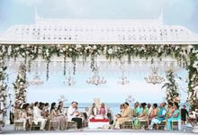 Wedding of Ekta & Jinesh by Sofitel Bali Nusa Dua Beach Resort