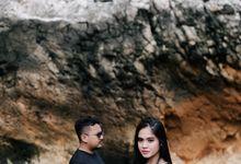 Couple Session  Shoot Dastia & Dimas by Duaromansa