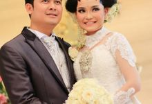 Monic + Dicky Wedding (Holy Matrimony) by Orion Art Production