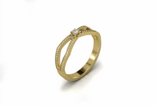 Gieby wedding ring by Reine