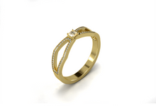 Gieby wedding ring by Reine