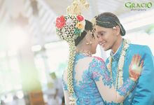 Wedding Afi & Adit by Gracio Photography
