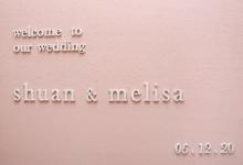 Wedding of Shuan & Melisa by OollieFlora