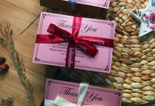 Star Soy Wax for Bridesmaid by feliceshop.ts