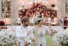 THE WEDDING OF TIRANI & YUZIN by THE HIVE BUMI PANCASONA