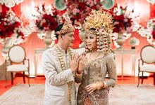 From the wedding of Regina & Febri by Gendiswarna