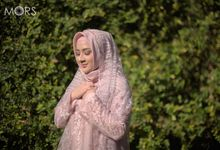 Pre-Wedding Prayer of Laras & Adnan by MORS Wedding