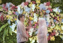 Pre-Wedding Prayer of Laras & Adnan by MORS Wedding