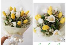 Gift Bouquet  by visylviaflorist